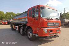 大力牌DLQ5251GFWD5型腐蚀性物品罐式运输车