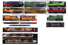 陕汽牌SX32506B404B型自卸汽车图片