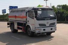 国五东风多利卡8吨加油车多少钱-加油车厂家哪家好