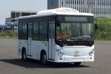 6米海格KLQ6605GEVN1纯电动城市客车