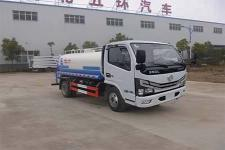国六东风5吨洒水车厂家直销价格最低