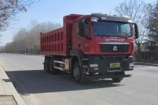 汕德卡牌ZZ3256N434MF1型自卸汽车图片
