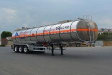 欧曼牌HFV9408GRYC型铝合金易燃液体罐式运输半挂车图片