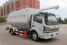 國六東風多利卡12方散裝飼料運輸車在那里買廠家直銷 廠家價格