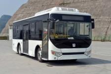 远程牌DNC6850BEVG4型纯电动城市客车图片