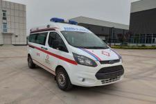 國六江鈴福特v362監護型救護車廠家直銷 價格最低