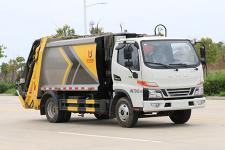凱力風牌KLF5070ZYSH6型壓縮式垃圾車價格15897598261