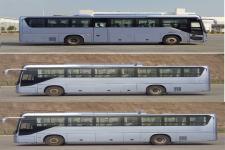 远程牌DNC6110BEVG3型纯电动城市客车图片2