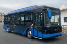 比亚迪牌BYD6100B1EV1型纯电动低地板城市客车图片