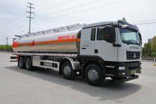 楚飞牌CLQ5321GRY6ZZ型易燃液体罐式运输车