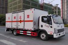 國六解放5米2爆破器材運輸車