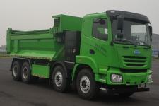 开沃牌XQX5310ZLJBEV4型纯电动自卸式垃圾车图片