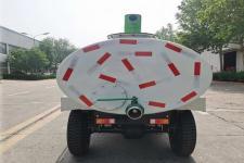 时风牌7YPJZ-17150G2型罐式三轮汽车图片