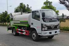 浩天星运牌HTX5075GPSL6型绿化喷洒车