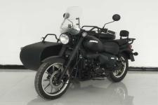 宗虎牌ZH300B型边三轮摩托车图片