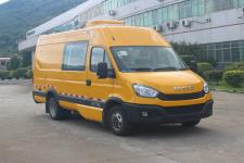 许继牌HXJ5040XGCNJ6型电力工程车