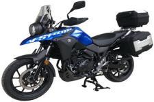 铃木牌DL250-C型两轮摩托车图片