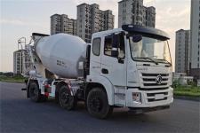 国六东风锦程小三轴混凝土搅拌运输车
