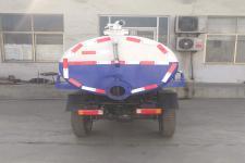 五星牌7YPJ-11100G3B型罐式三轮汽车图片