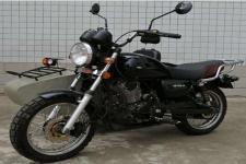 广本万强牌GB150B-55型边三轮摩托车图片