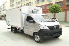 程力威牌CLW5020XLCSC6型冷藏車