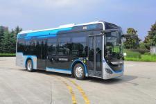 海格牌KLQ6116GAEVN7P型纯电动低地板城市客车图片