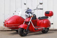 小帕牌XP1500DB-K型电动边三轮摩托车图片