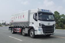 國六柳汽小三軸散裝飼料運輸車18727980790尹總監