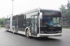 宇通牌ZK6186BEVG1型纯电动低地板铰接城市客车图片