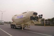 中集9.2米32吨3轴粉粒物料运输半挂车(ZJV9402GFLTH)