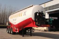 粱锋9.8米30.5吨3轴低密度粉粒物料运输半挂车(LYL9404GFL)