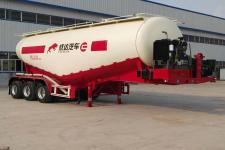 成事达8.7米32吨3轴下灰半挂车(SCD9404GXH)