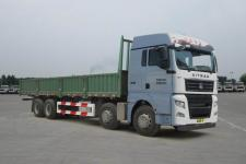 汕德卡牌ZZ1316V466HE1型载货汽车图片