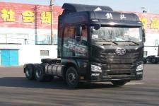 解放牌CA4250P26K15T1E5A81型危险品运输半挂牵引车图片