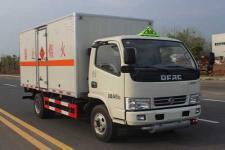 国五东风多利卡易燃气体厢式运输车价格