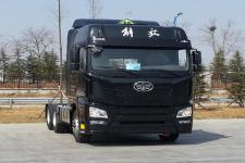 解放牌CA4250P26K2T1E5A81型危险品运输半挂牵引车图片