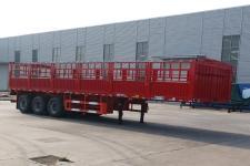 宇田11.5米34.2吨3仓栅式运输半挂车