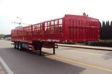 宇田13米34.1吨3轴仓栅式运输半挂车(LHJ9405CCY)