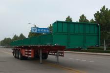 宇田13米32.5吨3轴自卸半挂车(LHJ9400Z)