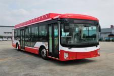 10.5米|20-33座中植汽车纯电动低入口城市客车(CDL6101URBEV1)
