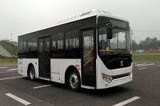 远程牌DNC6850BEVG2型纯电动城市客车图片