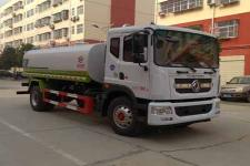 國六新款15噸東風多利卡D9 灑水車