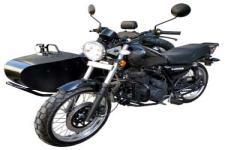 洛嘉牌LJ200B型边三轮摩托车图片
