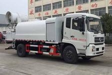 東風國六12噸多功能抑塵車價格
