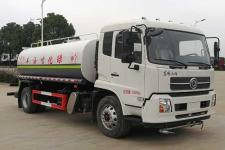 國六東風天錦15噸噴灑水車價格
