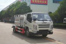 国六江铃SGZ5040GQXJX6型清洗车