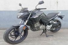 建设牌JS250-12D型两轮摩托车图片