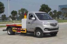 程力牌CL5030ZXXBEV型纯电动车厢可卸式垃圾车