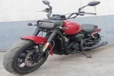 建设牌JS900-2D型两轮摩托车图片