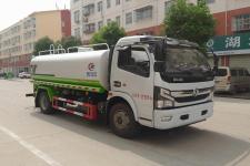 国六东风大多利卡9吨洒水车价格|绿化洒水车价格